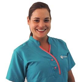 imagen de la dra. maria especialista en ortodoncia