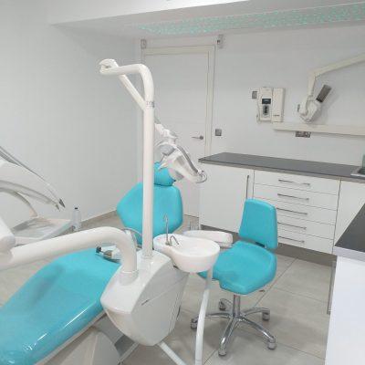 imagen de clinica dental odontostetic recepcion 2